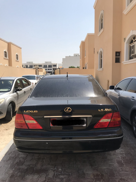 Used Lexus ls430 2003 in Dubai, UAE