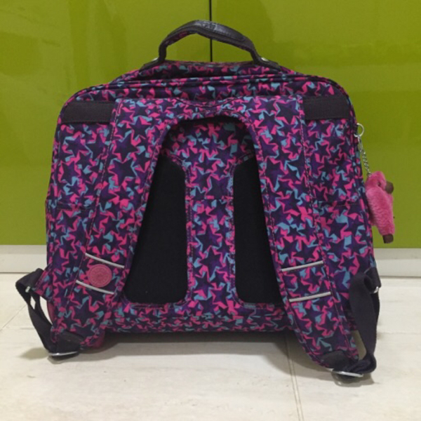 Used Kipling Trolley Bag (School/Travel bag) in Dubai, UAE