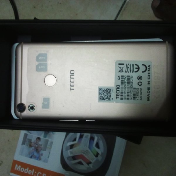 Used Tecno mobile in Dubai, UAE