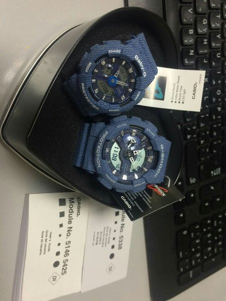 Used Casio Pair Original in Dubai, UAE