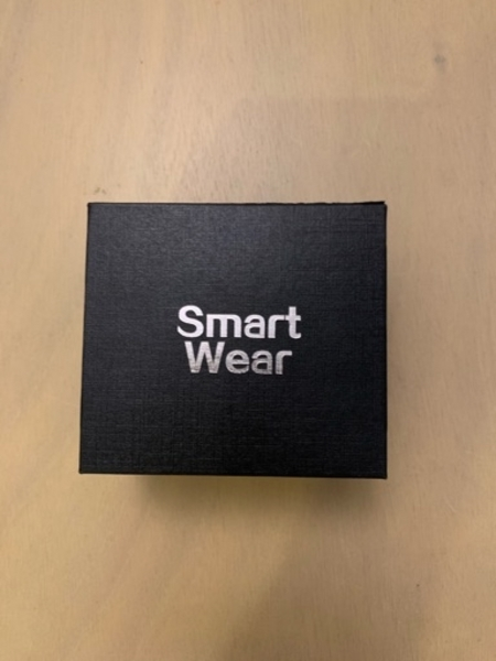 Used Smart wear - smart watch (black) in Dubai, UAE