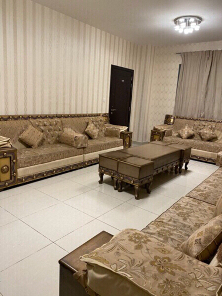 Used Sofas with its tables in Dubai, UAE