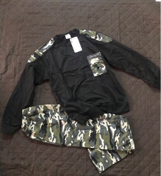 Used Clothing sets for boys size 160 in Dubai, UAE