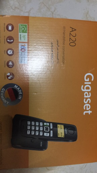 Used Etisalat elife gigaset phone new in Dubai, UAE