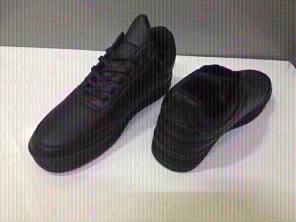 Used Spanning men's shoes size 42 new in Dubai, UAE