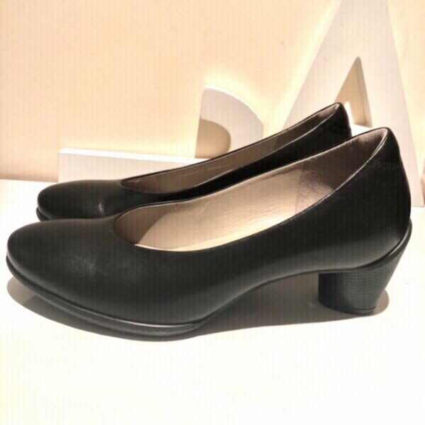 Used Original Ecco danish design shoes size37 in Dubai, UAE