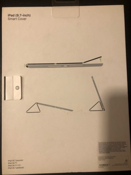 Used iPad 9.7 Smart Cover in Dubai, UAE