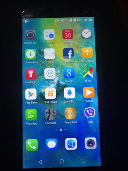Used Mate 20 pro master copy 128 gb 3gb ram in Dubai, UAE