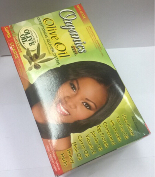 Used Olive Oil Conditioning relaxer (Super) in Dubai, UAE