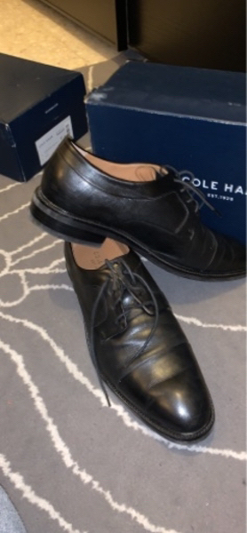 Used Cole haan wide fit 44 in Dubai, UAE