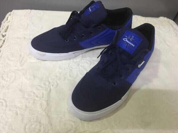 Used Spanning men's shoes new size 42 in Dubai, UAE