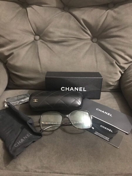 Used Auhtentic CHANEL optics in Dubai, UAE
