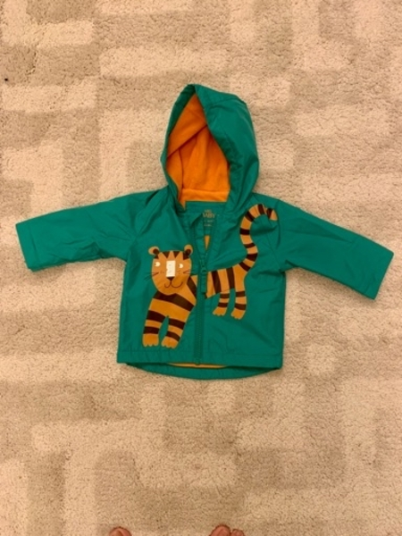 Used Two Baby jackets by Marks&Spencer UK in Dubai, UAE