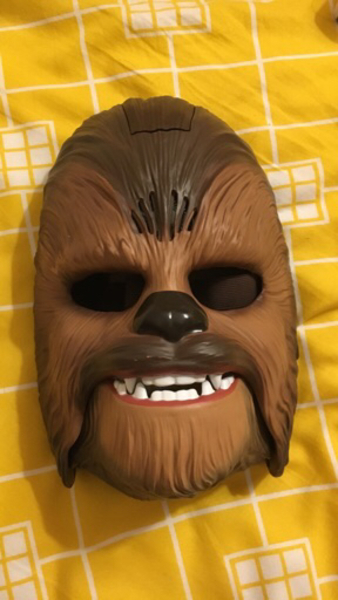 Used Chewbacca mask in Dubai, UAE