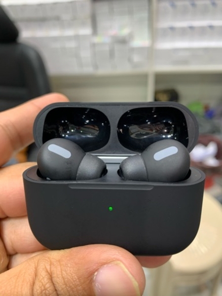 Used Brand new airpods pro black edition in Dubai, UAE
