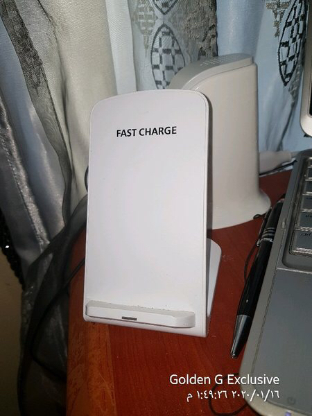 Used Wireless charger FAST 🔥 in Dubai, UAE