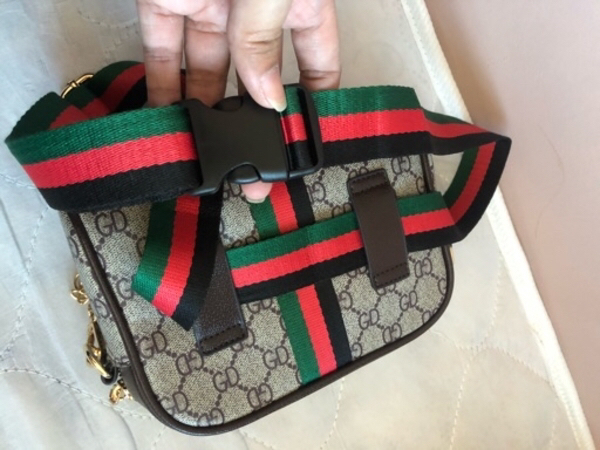 Used Gucci sling belt bag in Dubai, UAE