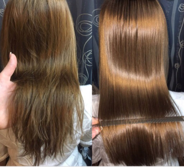 Used Keratin hair treatment in Dubai, UAE