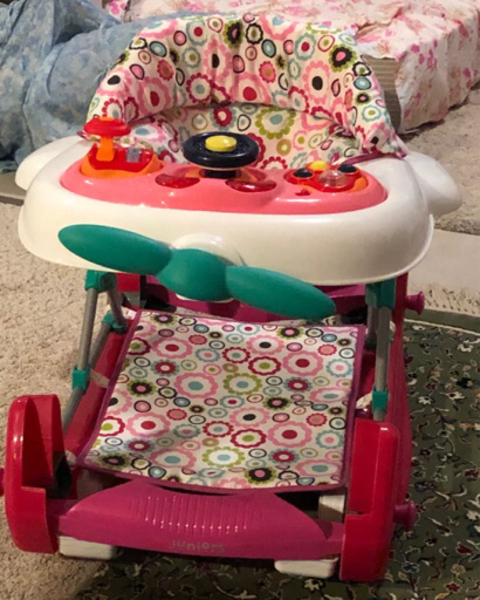 Used Brand new walker rocker in Dubai, UAE