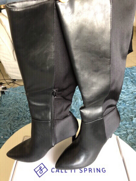 Used Chic Call It Spring Brand New Boots ‼️‼️ in Dubai, UAE