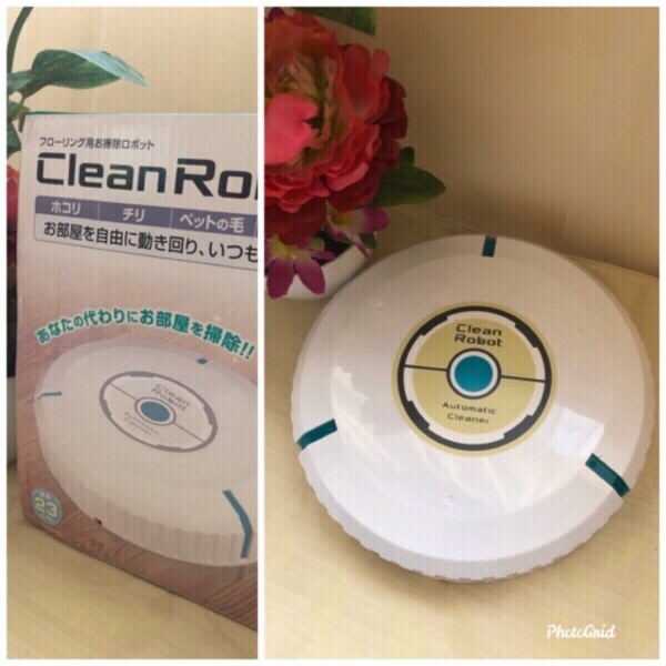 Used NEW 2pcs. CLEAN ROBOT Floor Cleaners in Dubai, UAE