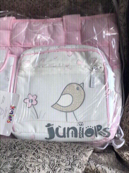 Used New Juniors printed Baby Bag.BabyShop👶 in Dubai, UAE