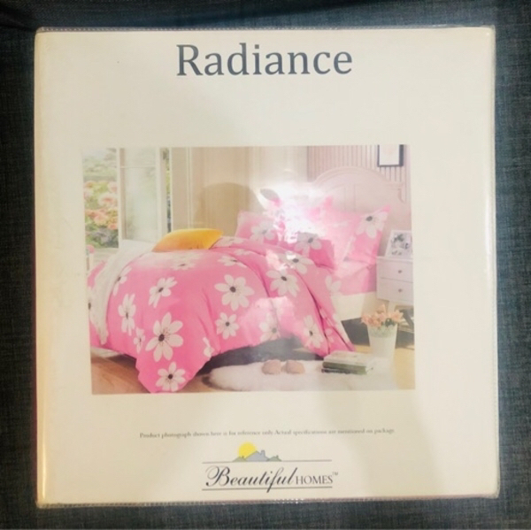 Used BRAND NEW Bed sheets in Dubai, UAE