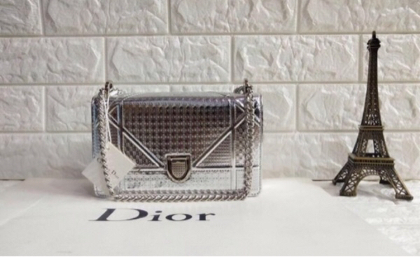 Used Dior mini wedding/party bag in Dubai, UAE