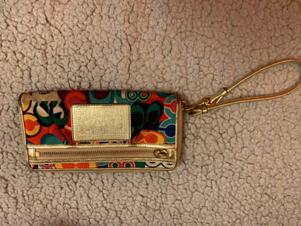 Used Coach and anne klein wallet in Dubai, UAE