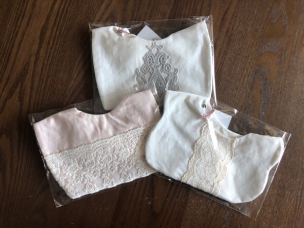 Used Brand new baby bibs, one size fits all.  in Dubai, UAE