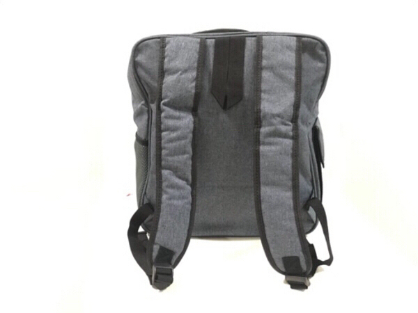 Used NEW Big Size Backpack Color Grey 38cm in Dubai, UAE