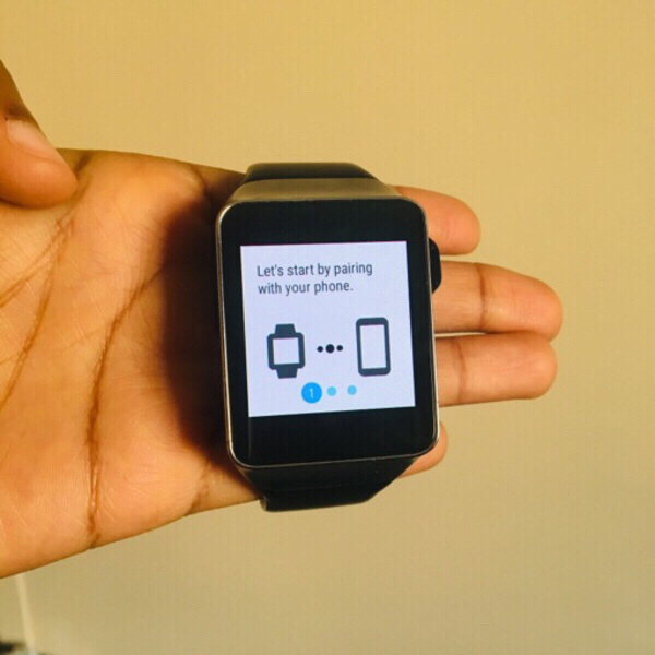 Used Samsung Gear Live watch in Dubai, UAE
