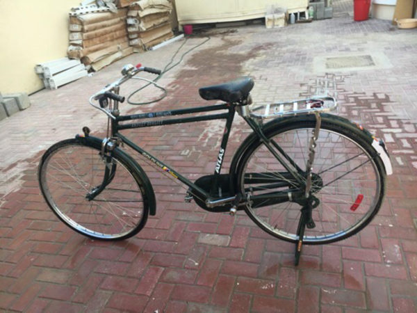 Used Atlas bicycle for sale in mint condition in Dubai, UAE