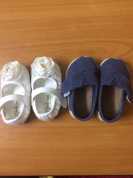 Used Kids shoes TOMS and kids way in Dubai, UAE