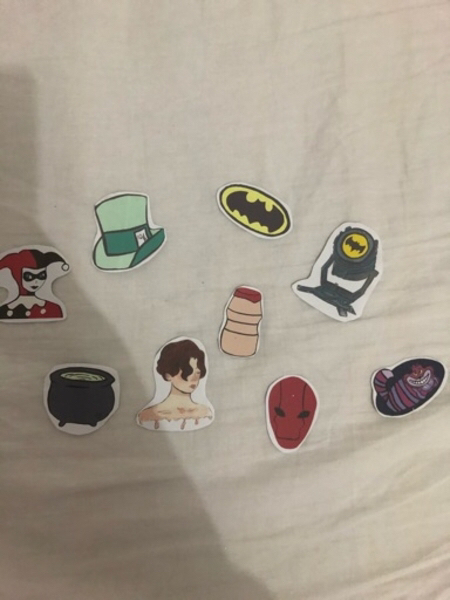 Used Stickers in Dubai, UAE