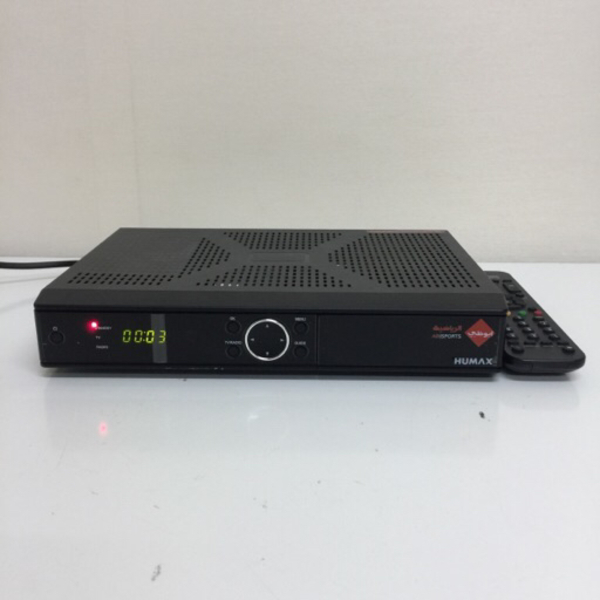 Used Humax tv with remote and hdmi in Dubai, UAE