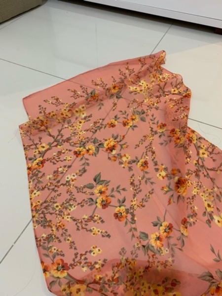 Used NEW chiffon SCARF in Dubai, UAE