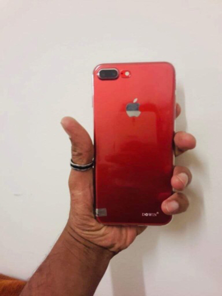 Used iPhone 7plus sell now 128gp in Dubai, UAE
