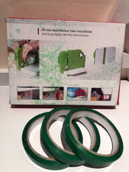 Used Sealing bag device with 4 tapes❗️ in Dubai, UAE