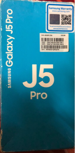 Used Samsung J5 pro Black in Dubai, UAE