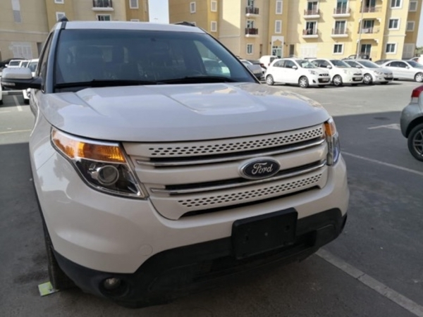 Used Ford Explorer 2014 Limited Edition in Dubai, UAE