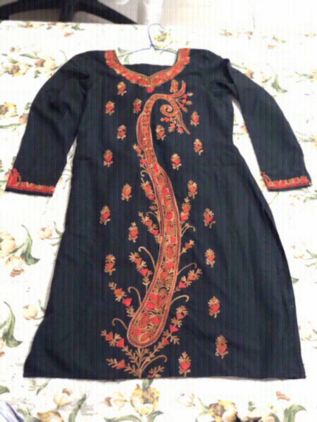 Used New Kashmiri dress from Kashmir &salwar in Dubai, UAE