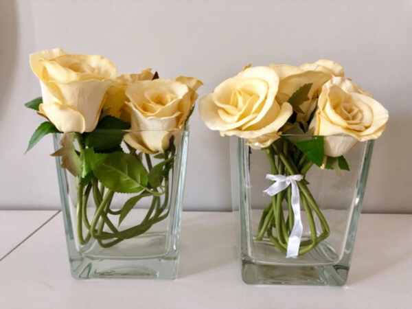 Used Vases, candle stands in Dubai, UAE