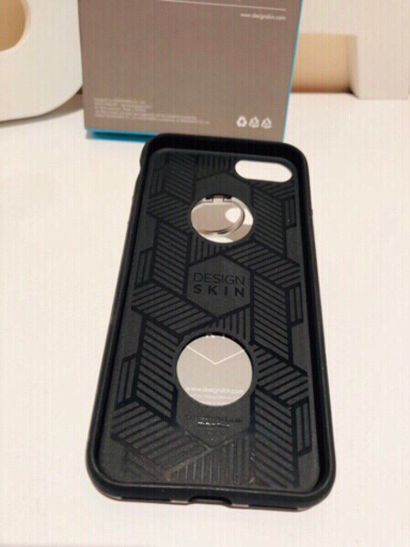 Used iPhone 7 cover with ring+iPhone 6G/6S co in Dubai, UAE