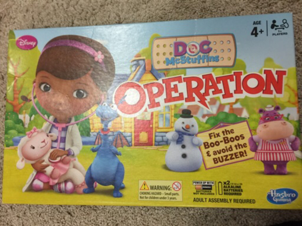 Used Operation doc mcstuffins game in Dubai, UAE