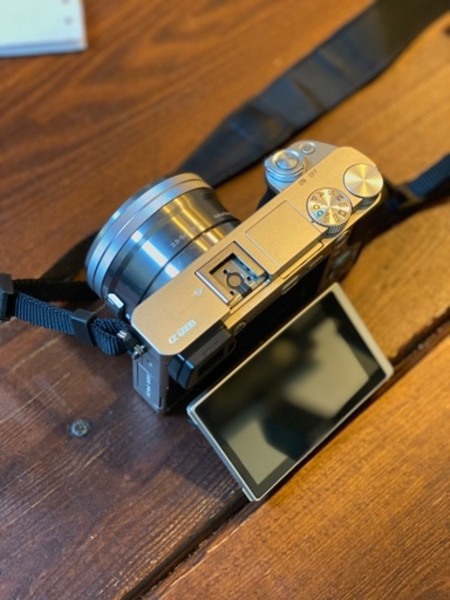 Used Sony Alpha6000 mirrorless digital camera in Dubai, UAE