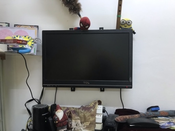 Used TCL 22inch TV in Dubai, UAE