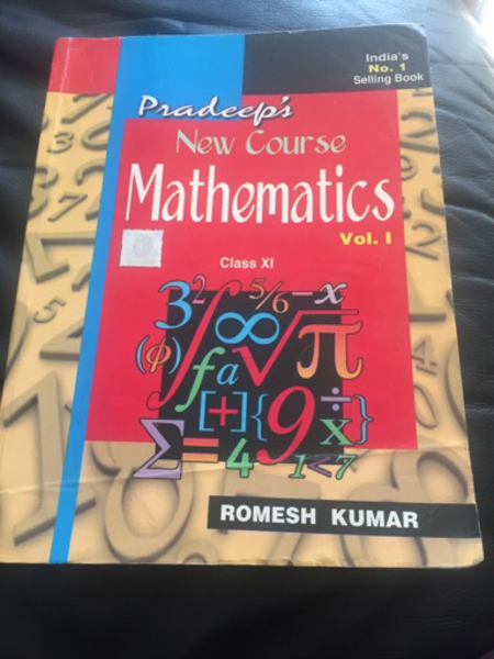 Used Cbse maths guide 11th in Dubai, UAE