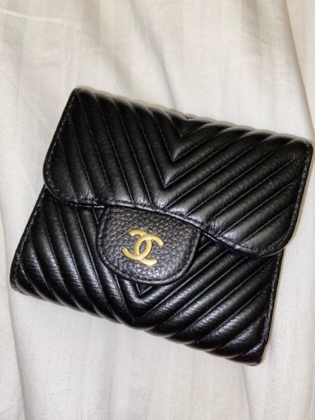 Used Chanel Leather Wallet Master Replica in Dubai, UAE
