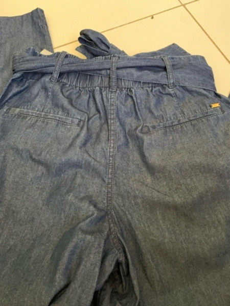 Used Tommy Hilfiger trousers Size M in Dubai, UAE